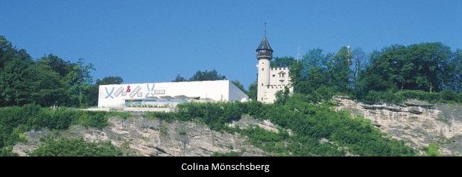 Mönschsberg colina
