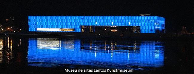 Museu de artes Lentos Kunstmuseum