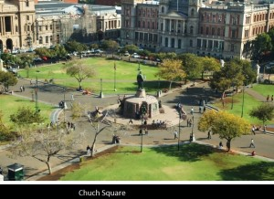 church square atrativos