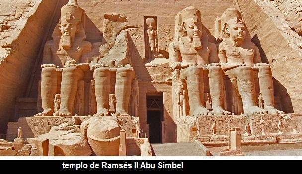 templo de Ramsés II Abu Simbel 2