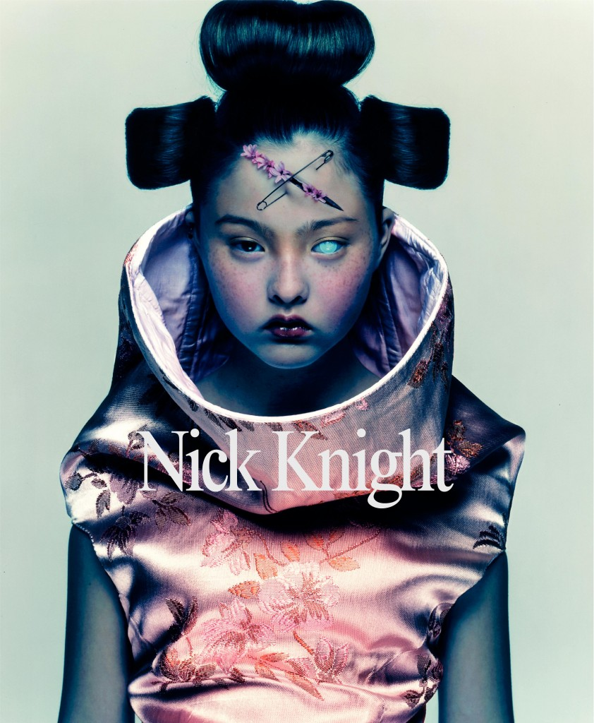 Nick Knight_Cover