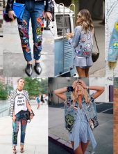 Trend Alert – Patches/Stickers