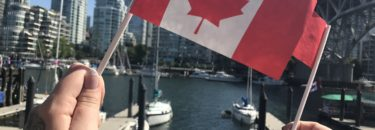 Oh Canada #Vancouver